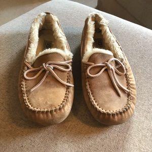 Ugg loafer slippers- women